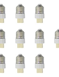 10Pcs E27 to G9 Quick Bulb Converter Bulb Accessory