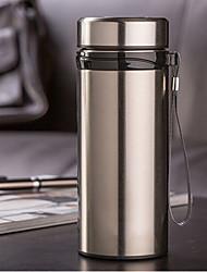 Desportos e Ar livre Escritório/Carreira Artigos para Bebida, 700 Aço Inoxidável Água Garrafas de Água