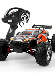 abordables -Coche de radiocontrol  SYMA FY-10 4 Canales 2.4G Off Road Car 1:16 Brush Eléctrico 30 KM / H