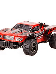 cheap -RC Car 2812B SUV 4WD High Speed Drift Car Racing Car Buggy (Off-road) 1:20 * KM/H Remote Control / RC Rechargeable Electric