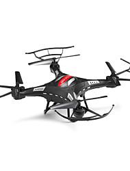 Недорогие -RC Дрон * 4 канала 6 Oси 2.4G Квадкоптер на пульте управления Квадкоптер Hа пульте Yправления / Пульт Yправления / Руководство