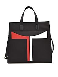 preiswerte -Damen Taschen Oxford Tuch Schultertasche Muster / Druck für Veranstaltung / Fest Normal Winter Herbst Rote Khaki