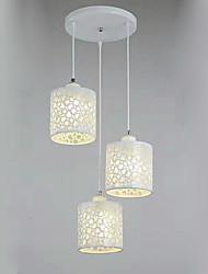Tifani Rústico/Campestre Retro / Vintage Lanterna Moderno/Contemporâneo Tradicional/Clássico Regional Luzes Pingente Para Sala de Jantar