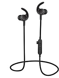 cheap -Cwxuan Sports Magnetic Bluetooth V4.2 Earphone with Microphone  TF Slot for Cell Phones