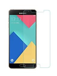 Protetor de Tela para Samsung Galaxy A5(2016) Vidro Temperado 1 Pça. Protetor de Tela Frontal Alta Definição (HD) Dureza 9H Borda