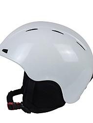 Недорогие -Лыжный шлем Детские Взрослые Палки для хождения по снегу Катание на коньках Сноубординг Лыжи На открытом воздухе ESP+PC Other