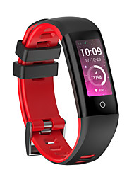 economico -g16 smart lifestyle braccialetto sano ip67 0.96 pollici display a colori frequenza cardiaca monitoraggio della pressione sanguigna