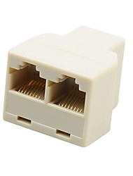 cheap -Network Cable Splitter RJ45