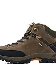 Masculino sapatos Pele Napa Outono Inverno Conforto Solados com Luzes Tênis Aventura Para Atlético Verde Tropa Preto/Vermelho Khaki