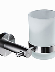 cheap -Toothbrush Holder Modern Stainless Steel 1 pc - Hotel bath
