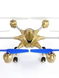 RC Drone W609-9 4 canaux 6 Axes 2.4G Non Quadri rotor RC En avant en arrière Mode Sans Tête Quadri rotor RC Câble USB Manuel D'Utilisation