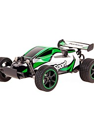RC Car 23212 2.4G Buggy High Speed SUV Racing Car 1:20 Brush Electric 60 KM/H Remote Control Rechargeable Electric