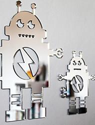 Vida Imóvel 3D Adesivos de Parede Autocolantes 3D para Parede Autocolantes de Parede Decorativos,Vinil Material Decoração para casa