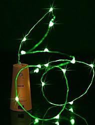 economico -brelong 0.9m 8led bottiglia di vino luci stringa di rame per le decorazioni di festa di nozze di Natale