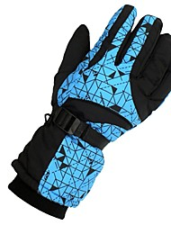 cheap -Ski Gloves Men's Women's Full-finger Gloves Keep Warm Other Material Ski / Snowboard Winter