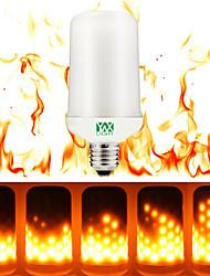 6W E27 LED a pannocchia T 99 leds SMD 3528 Oscurabile Decorativo Bianco caldo 550-600lm 2800-3500K AC 200-240V