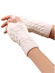 cheap -Women's Casual Elbow Length Half Finger - Geometric