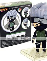 abordables -Las figuras de acción del anime Inspirado por Naruto Hatake Kakashi 10 CM Juegos de construcción muñeca de juguete