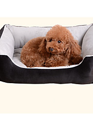 cheap -Cat Dog Beds Pet Blankets Black Coffee For Pets
