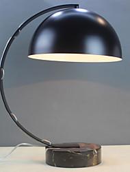 baratos -Luminária de Mesa Para Metal 220V Branco Preto