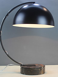 cheap -Metallic Table Lamp For Metal 220V White Black