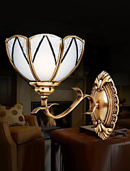 Lumière d'ambiance AC220V E14 Rustique Bronze Pour