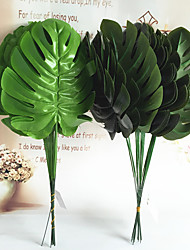 cheap -5 Branch Plastic Real touch Others Calla Lily Plants Tabletop Flower Artificial Flowers