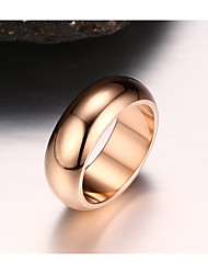 economico -monili di cerchio di titanio di base delle donne di cerimonia nuziale per la festa nuziale