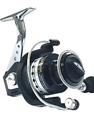 economico -Mulinelli da pesca Lenze da carpa Mulinelli per spinning 5.5:1 Rapporto di trasmissione+11 Cuscinetti a sfera Mano Orientamento