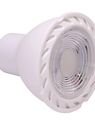 cheap -6W GU10 LED Spotlight 7 leds SMD 2835 Decorative LED Lights Warm White Cold White 550lm 2800-35005000-6500K AC 220V