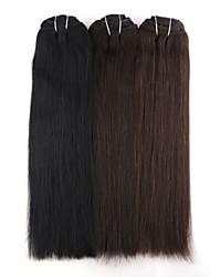 Neitsi 14 '' 110g 7 pcs clip dans remy extensions de cheveux humains droite double tiré pleine tête 8a grade qualité