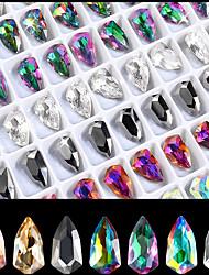 economico -10 Perline diamantini decorativi per unghie Other Adorabile Fantasie design per manicure