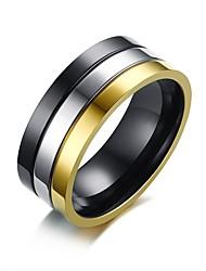 economico -gioielli vintage da uomo in acciaio titanio elegante per matrimoni serali