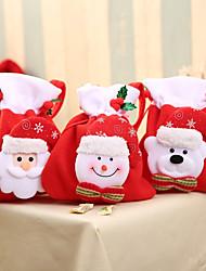 baratos -3pçs Natal Enfeites de Natal, Decorações de férias 0.35