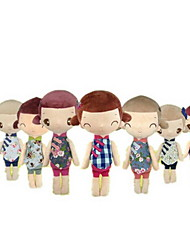 cheap -Plush Doll Fashion 47cm Cute For Children Soft Child Safe Lovely Wedding Cartoon Design Non Toxic Decorative Children's Girls'