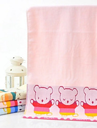 Fresh Style Hand Towel,Animals Superior Quality Pure Cotton Towel