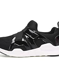 economico -Da ragazzo Scarpe Tulle Autunno Inverno Comoda Sneakers Per Casual Nero Rosa