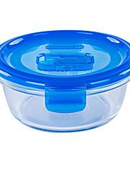 1pc Køkken Plastik Opbevaring af fødevarer