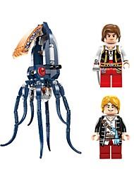 cheap -ENLIGHTEN Building Blocks 231pcs Monster Beach Theme / Nautical / Octopus Octupus / Non Toxic Animals Boys' Gift