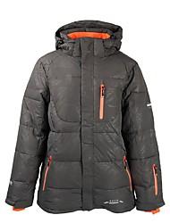 cheap -Men's Ski Jacket Warm Skiing Ski/Snowboarding 100% Polyester