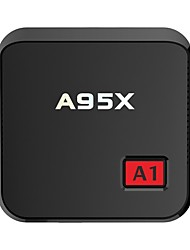 preiswerte -A95X A1 Android6.0 TV Box Amlogic S905X 1GB RAM 8GB ROM Quad Core