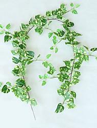 1 ブランチ シルク 植物 ウォールフラワー 人工花