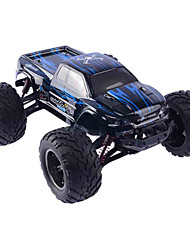 abordables -Coche de radiocontrol  9115 4ch Off Road Car Alta Velocidad Todoterreno Monster Truck Bigfoot Brushless Eléctrico 50KM KM / H Control