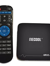 abordables -MECOOL M8S Pro+ Android 7.1 Box TV Amlogic S905X 2GB RAM 16GB ROM Quad Core