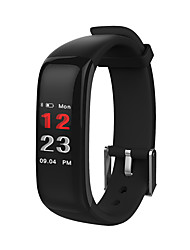 cheap -P1 Plus Color Display Heart Rate Monitor Blood Pressure Smart Watches Fitness Bracelet Activity Tracker Smart Wristband