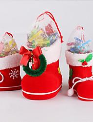 economico -decorazioni regalo per bambini caramelle stivali decorazioni piccolo regalo borsa vacanze calze