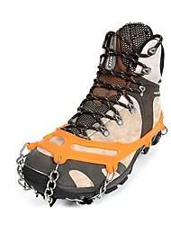 Snekæder til sko Crampon fastspændingspigge til sko Udendørs Klistret Klatring Udendørs Træning cm Stk.