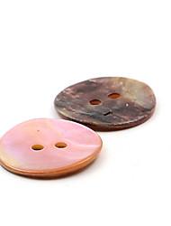 Недорогие -100шт Резина Buttons Snaps Природа На каждый день Чистый цвет Clothing Accessories