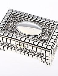 Недорогие -кубоидные банки предпочитают держатель с коробками с благосклонностью-1set свадебные услуги