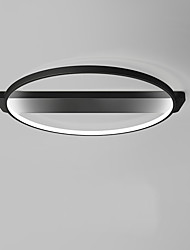 cheap -24W Modern Style Simplicity LED Ceiling Lamp Flush Mount Living Room Bedroom